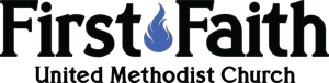 First-Faith United Methodist Church Grand Island Logo
